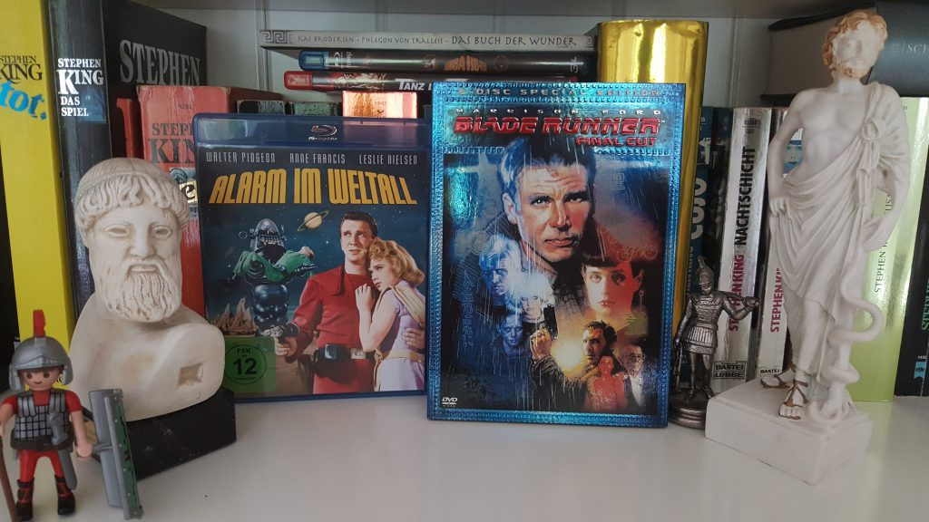 Bladerunner + Alarm im Weltraum