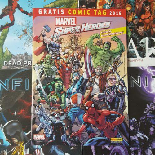 Marvels Helden und Schurken - Ein Überblick zur Antikenrezeption
