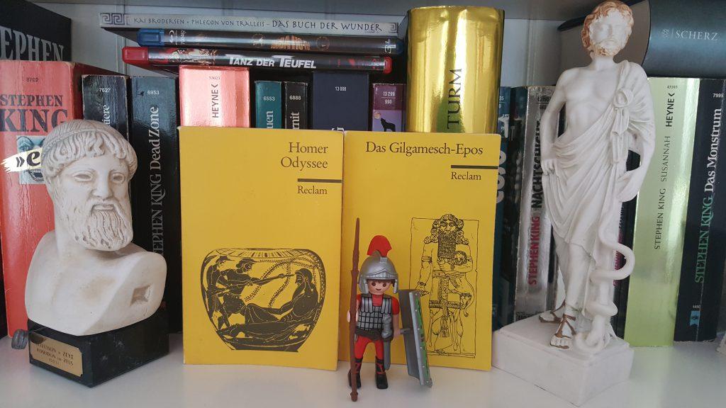 Odyssee+Gilgamesh