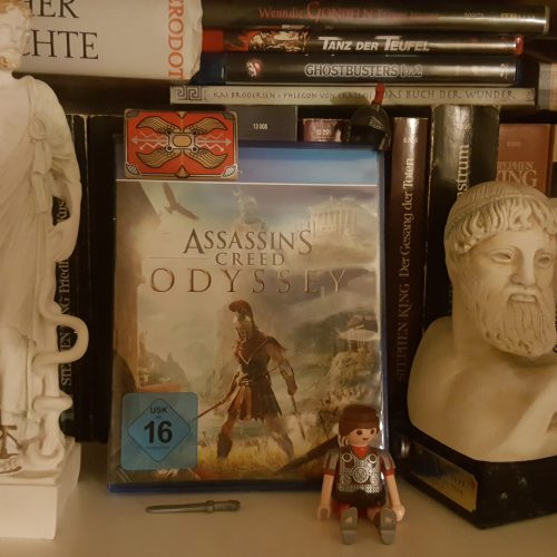 """Gedanken zu """"Assassin's Creed Odyssey"""" (I)"""