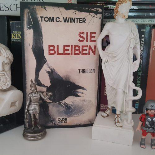 Wenn Römer zu Dämonen werden - Sie bleiben (Roman)