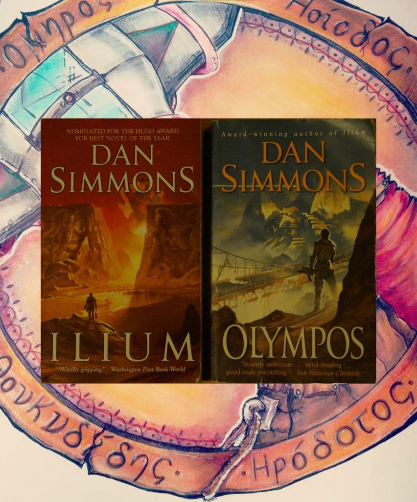Das Simmons Ilium und Olympos