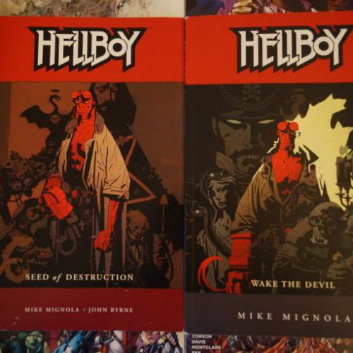 Hellboy, Hekate und die thessalischen Hexen