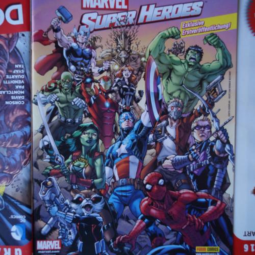 Viel zu viele Köpfe: Captain America, Herakles und die Hydra