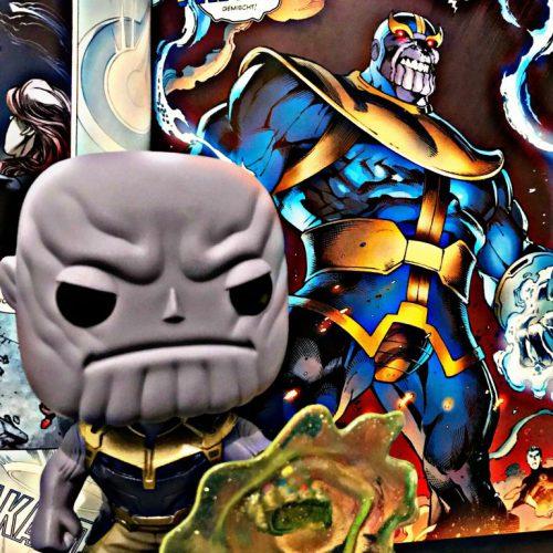 Vom Gott des Todes zum Titanen des Terrors: Marvels Thanos und die griechische Mythologie.