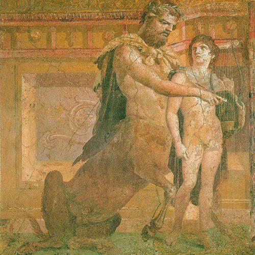 Kentauren in der griechisch-römischen Mythologie und in der Fantasy