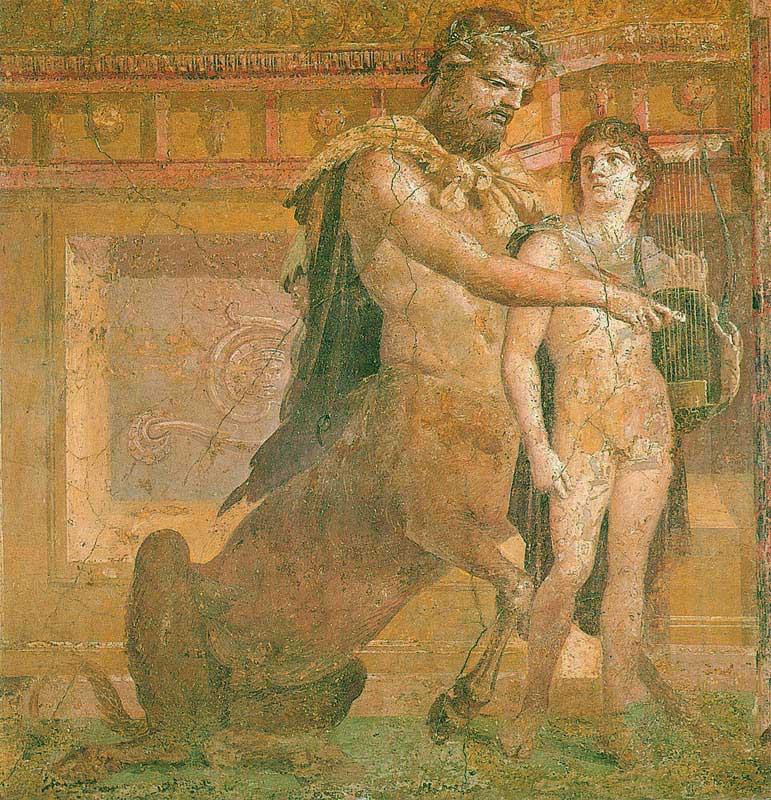 Cheiron Achilles