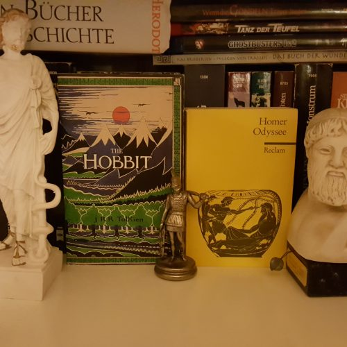 "The Hospitality Quest: The Homeric Odyssey and Tolkien's ""The Hobbit"" (Gastbeitrag Hamish Williams)"
