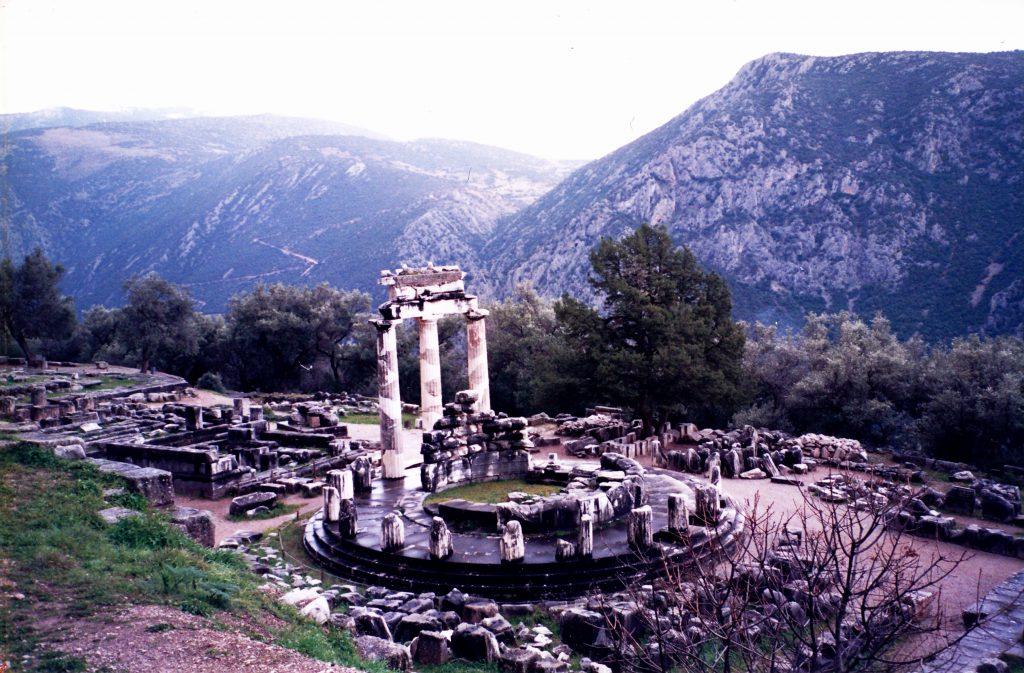 Orakel von Delphi Hellenen