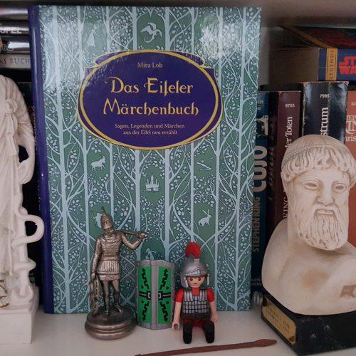 """Vom """"rheinischen Atlantis"""" bis Kakos und Herkules - Antikenrezeption in Märchen, Sagen und Legenden aus dem Eifelraum"""
