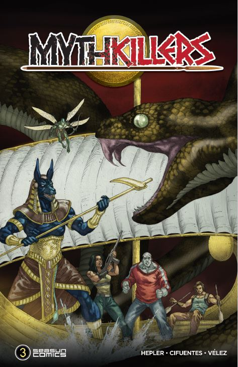 Mythkillers 3