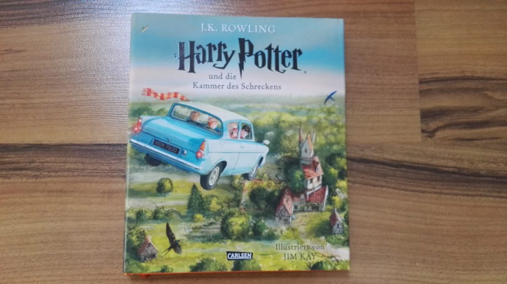 Phoinix Harry Potter