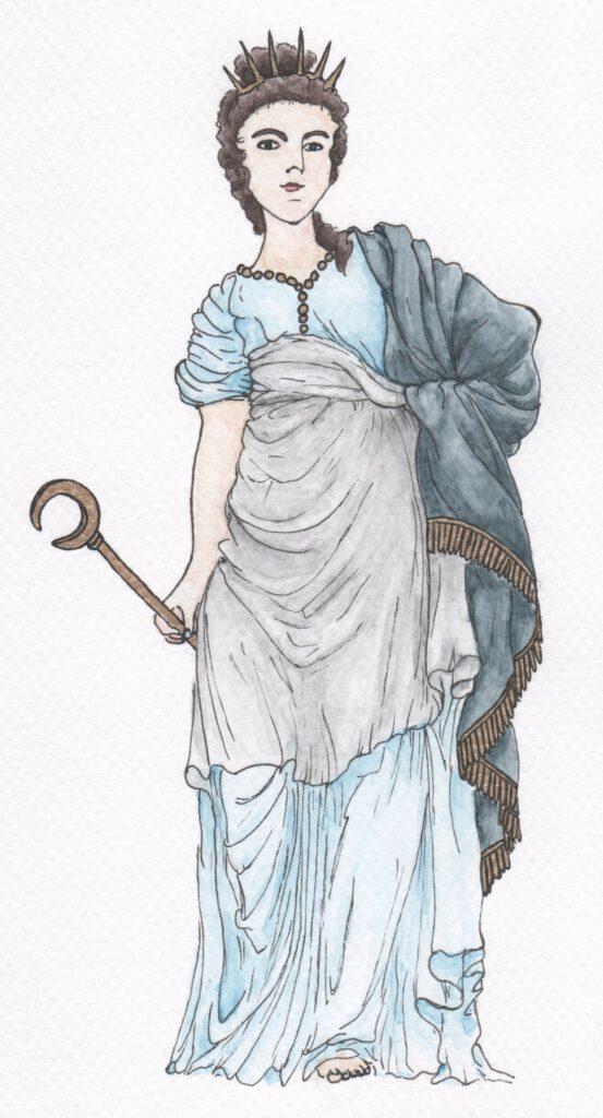 Königin der Nacht Zauberflöte