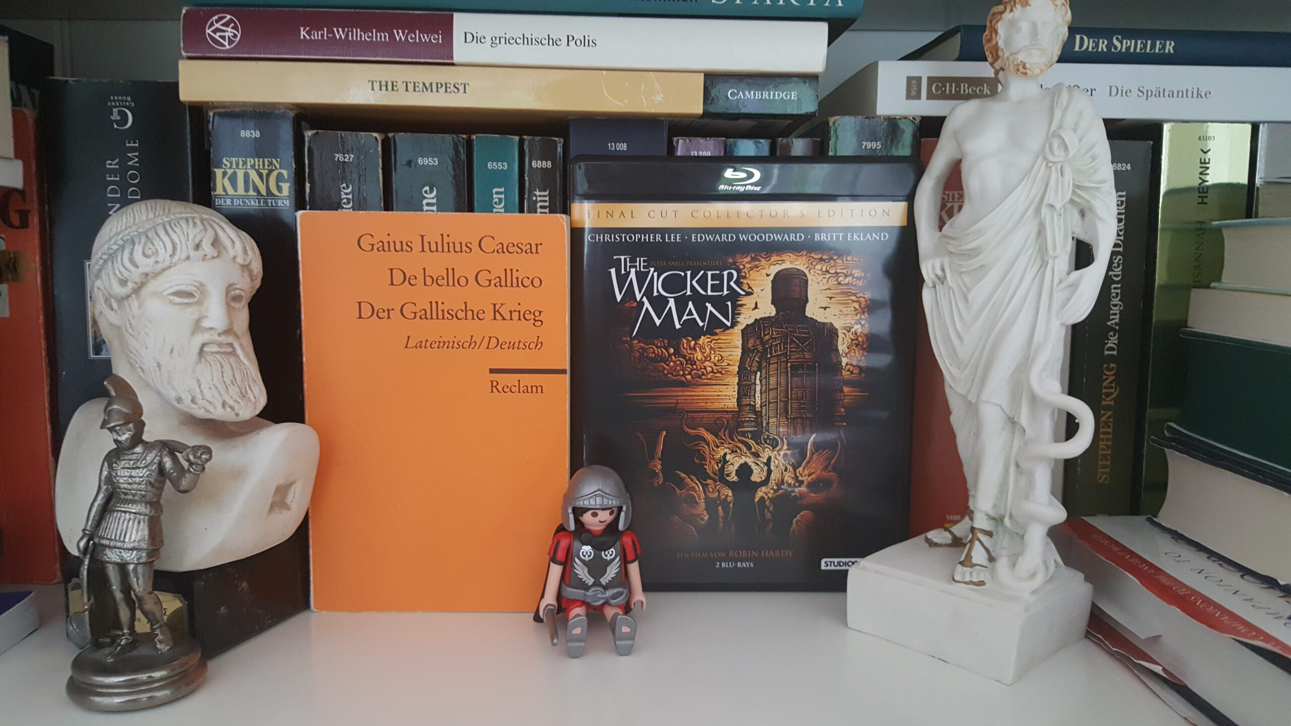 The Wicker Man Caesar
