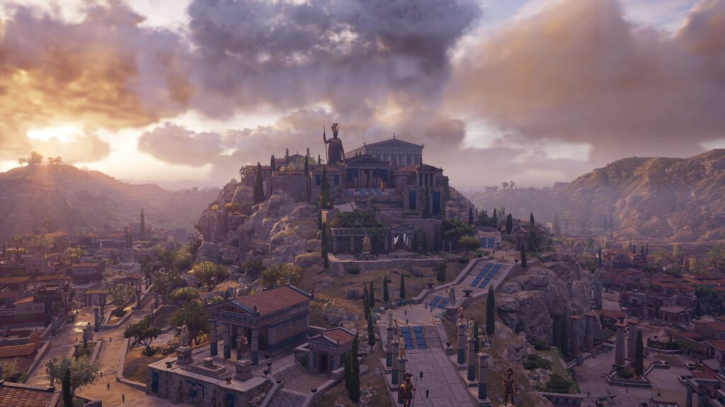 Athen Assassin's Creed Odyssey