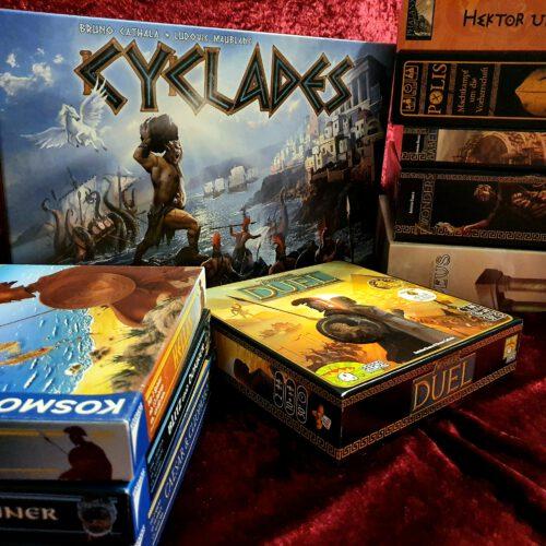 Boardgame Historian Kyklades