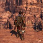 Die Rezeption der Stadt Petra in 'Middle-earth: Shadow of War'