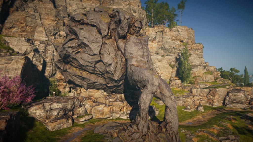 Sisyphos Assassin's Creed Odyssey