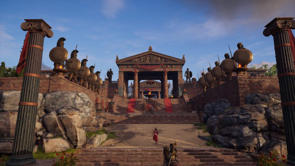 Sparta Assassin's Creed Odyssey