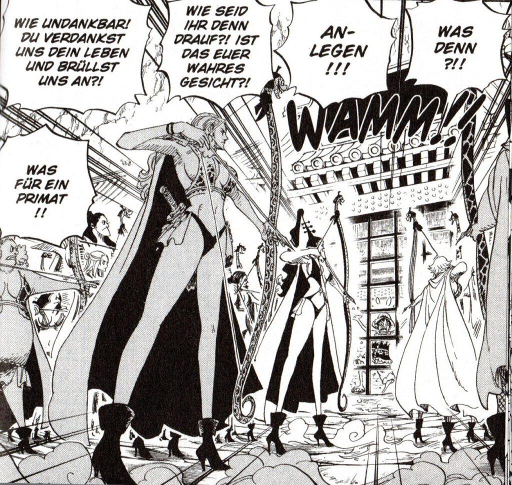 Amazonen One Piece