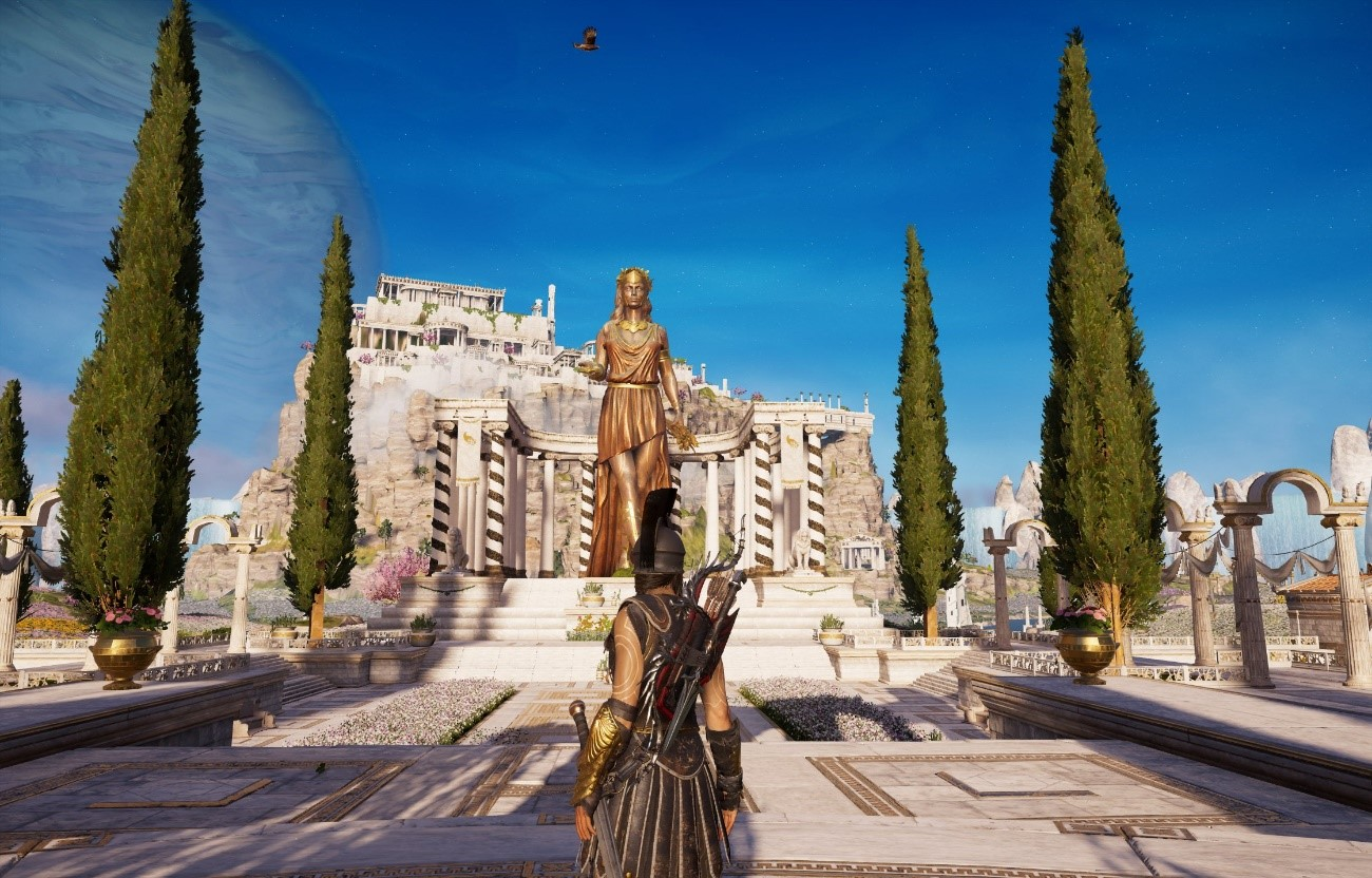 Elysium Assassin's Creed Odyssey