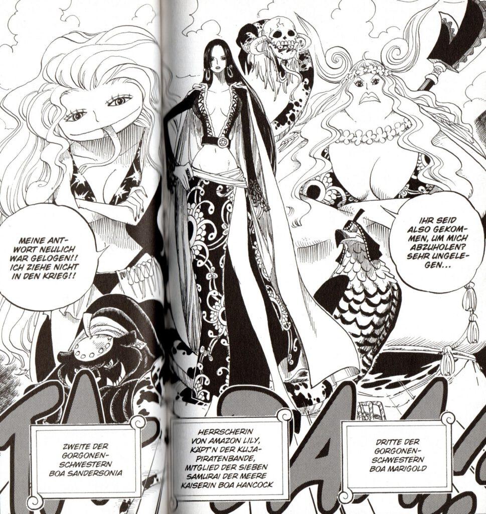 One Piece Boa Hancock