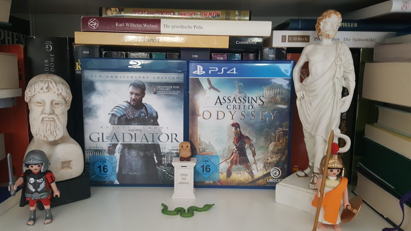 Gladiator Assassin's Creed Odyssey
