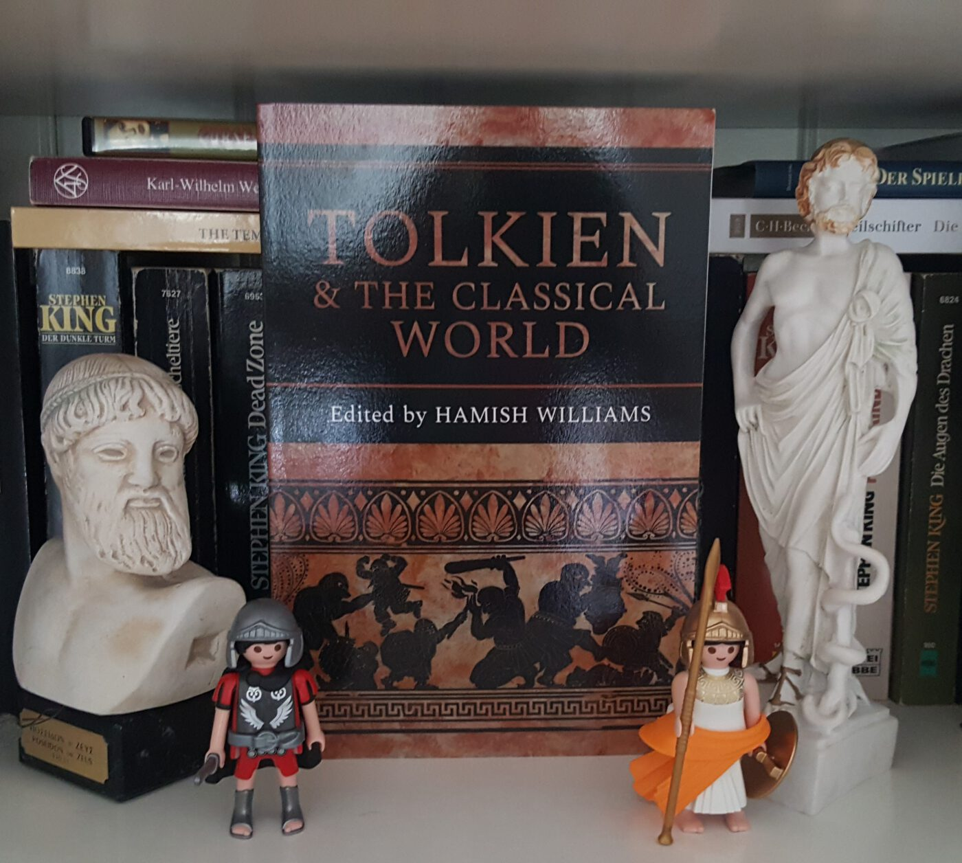 Tolkien & the Classical World