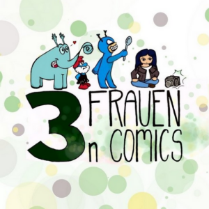 3 frauen n comics comicklatsch
