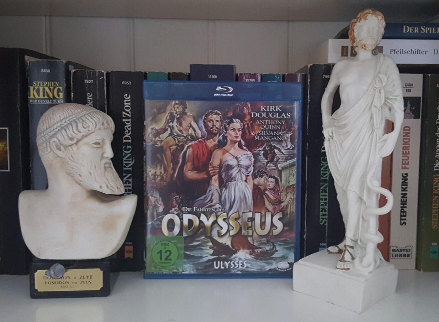 Die fahrten des Odysseuss