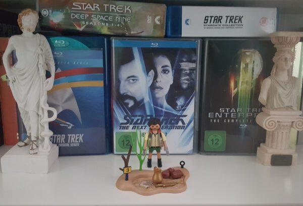 Archäologie in Star Trek
