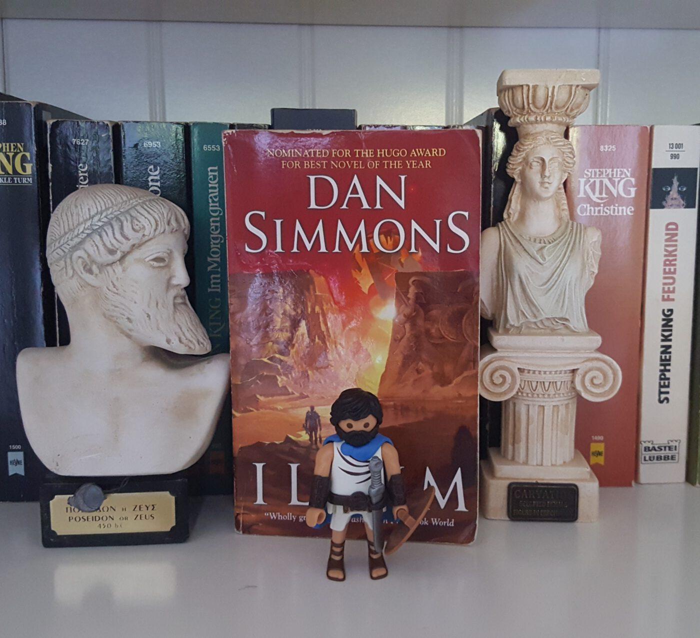 Dan Simmons' Ilium